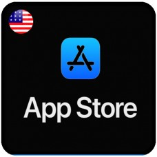 App Store Account (USA) Activated (SUPER)
