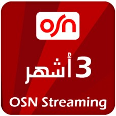 OSN Streaming 3Month